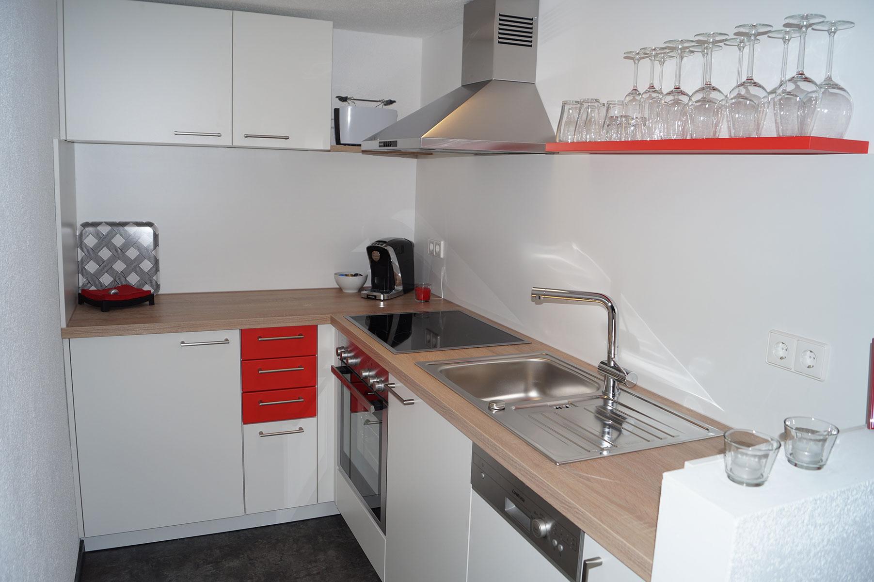 Apartment 3, Rot   Apartment Ruhland